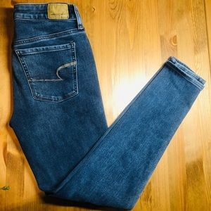 American Eagle Outfitters Jean Jeggings- Skinny💙